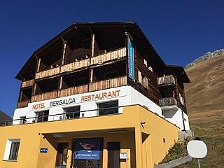 Hotel Bergalga Restaurant