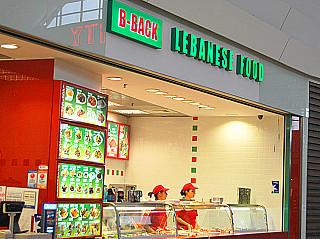 B-Back Lebanese Food