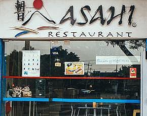 RESTAURANTE ASAHI